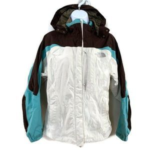 The North Face Small Gore Tex Coat Double Zipper